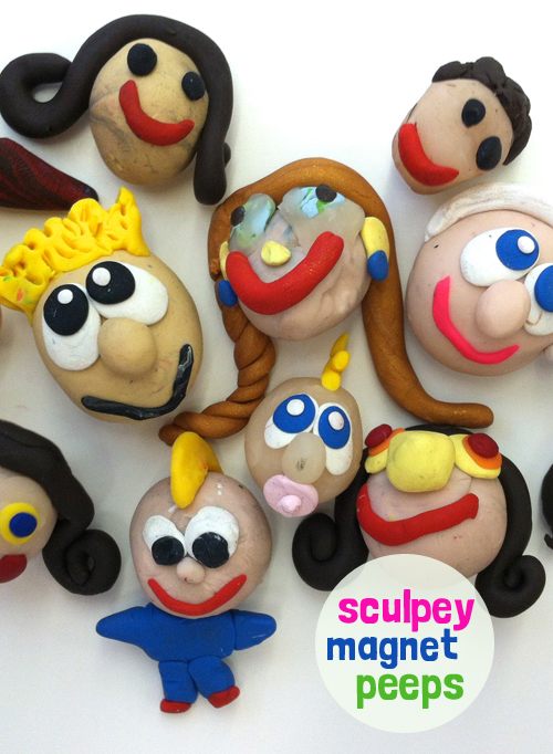 sculpey projects