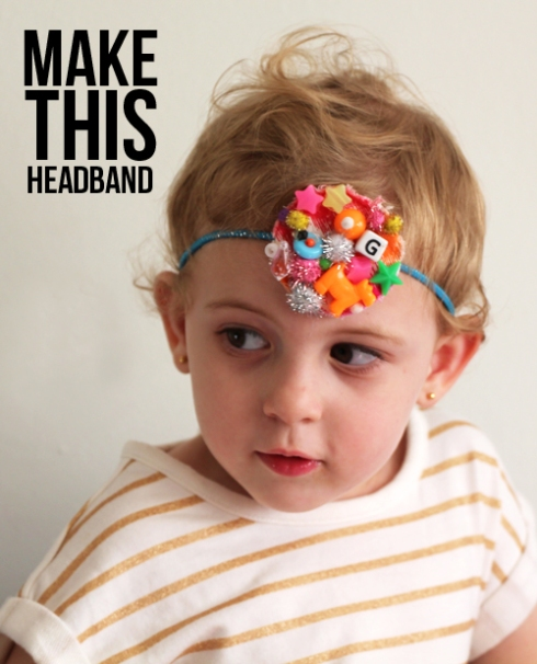 diy tchotchke headbands