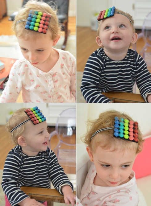 Happy Halloween - Candy Headbands