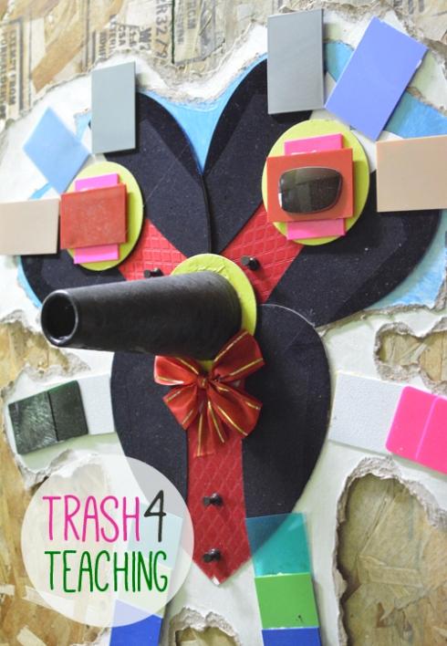 Trash For Teaching