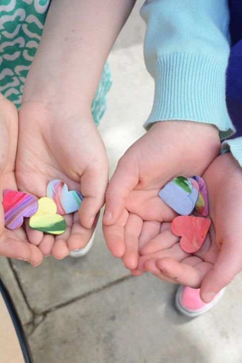 Random Acts of Kindness Heart Project