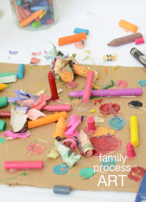 Family Process Art